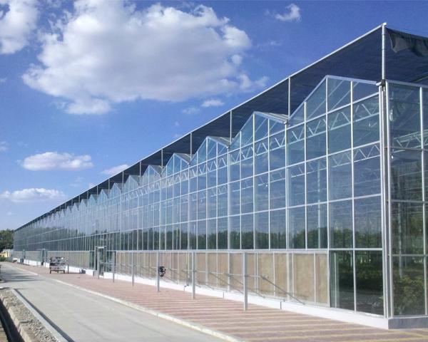 西藏智能玻璃温室大棚